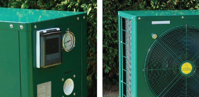 Heatseeker 12 5kw Heat Seeker Horizontal Heat Pump