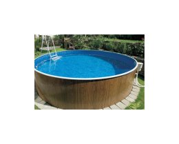 Above Ground Steel Pools