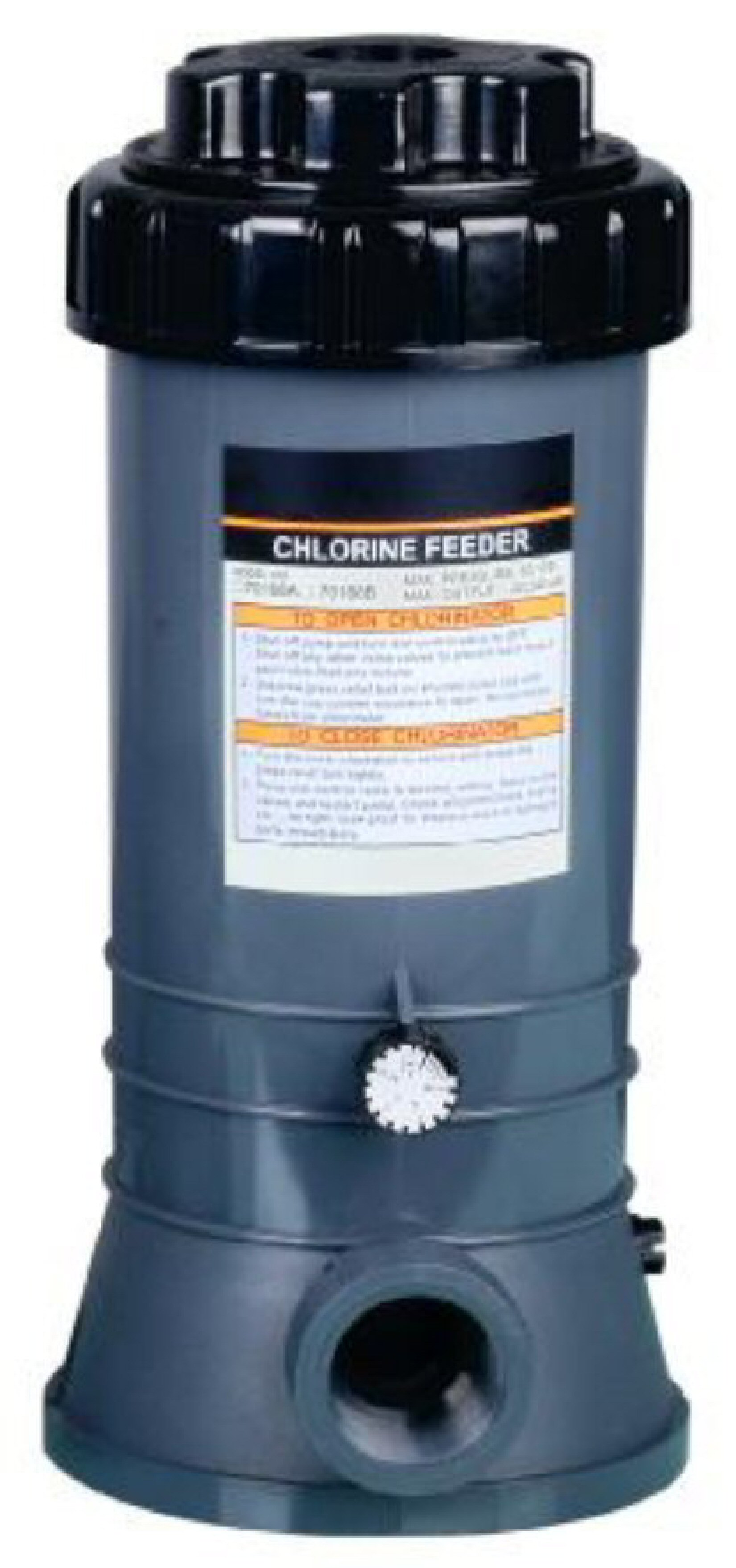 In-Line Chlorine Feeder (#CC70169 )
