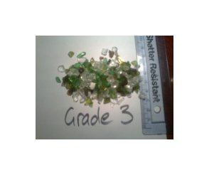 Crystalclear Artificial Recycled Glass Filter Media - Grade3