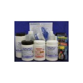 Bromine Spa Starter Kit for Soft Water Areas