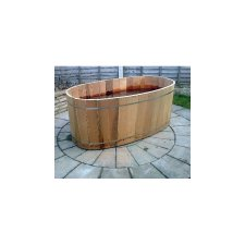 Rustic Hot Tub