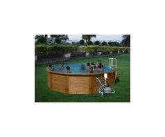 Quality *Nativa* Wooden Pools
