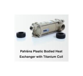 Pahlen's Heat exchangers