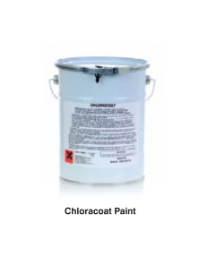 Chloracoat Pool Paint