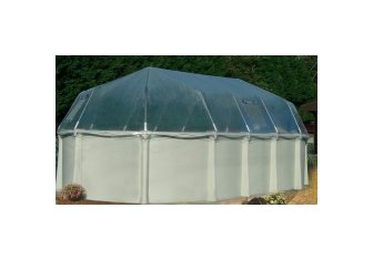 Fabrico Sun Domes - 18' DIA / 12 Uprights