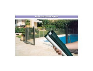 Rollaway Pool/Pond Safety Fence