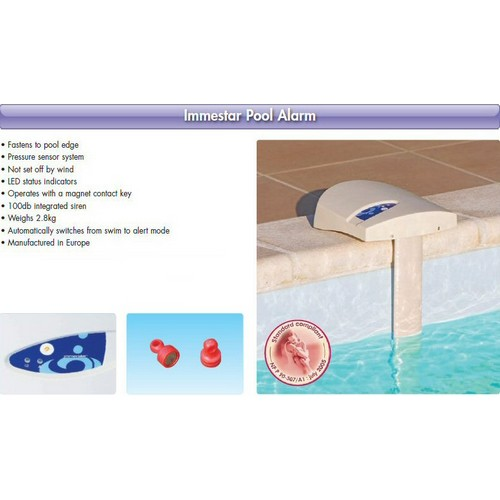 Immestar Pool Alarm