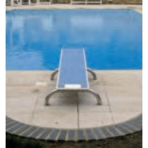 "Kestral Diving Boards - 12"" Steel Stanchions for 6` Kestral Dive"