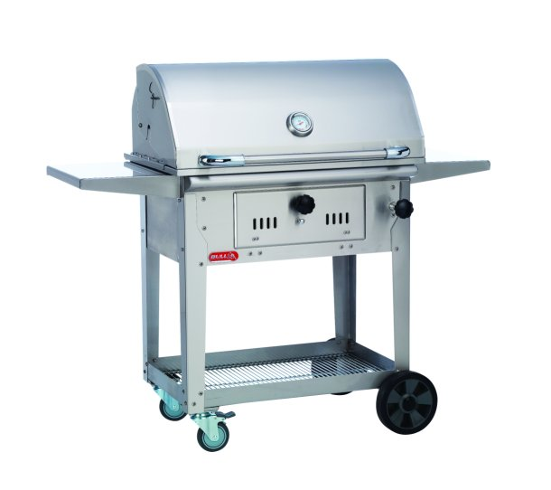 Angus Bison Cart - Charcoal