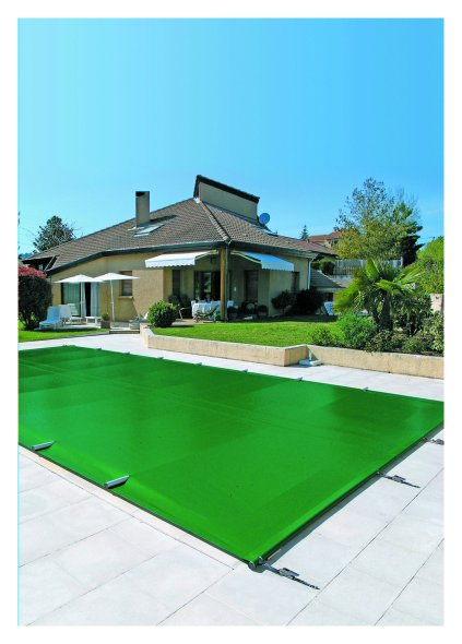 In-Ground Pool Covers & Reels