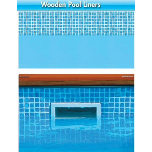 Wooden Pool Replacement Liners